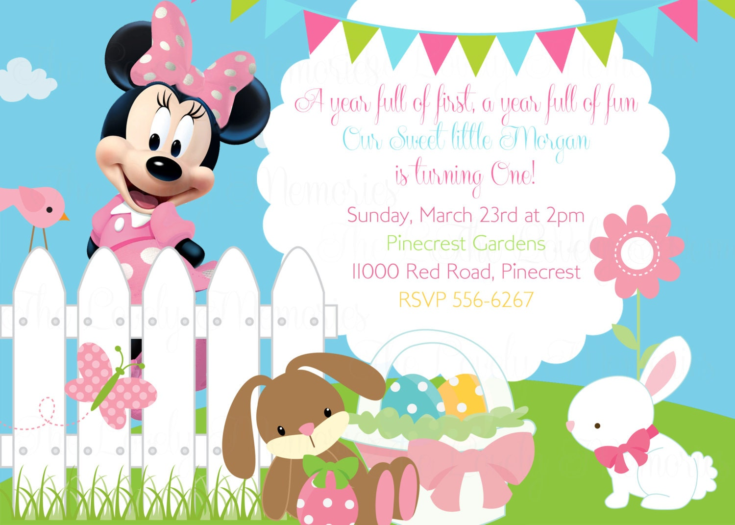 easter birthday invitations - Forte.euforic.co
