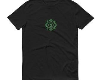 Heart Chakra - Short-Sleeve T-Shirt