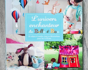 NEW - Book the enchanting world of Belle and Boo (sewing)