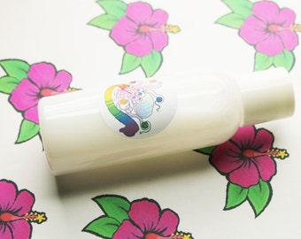 Hibiscus Lotion - Handmade Scented Vegan Lotion - Body Lotion - Face Lotion - Natural Lotion - Lotion Bottles - Hand Lotion