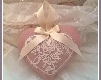 Pink heart Columbine