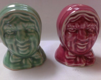 Little Toby Salt and Pepper Shakers (589)