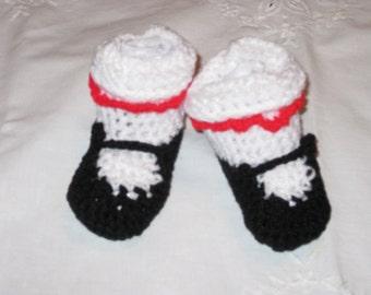 Booties, May Janes, Handmade