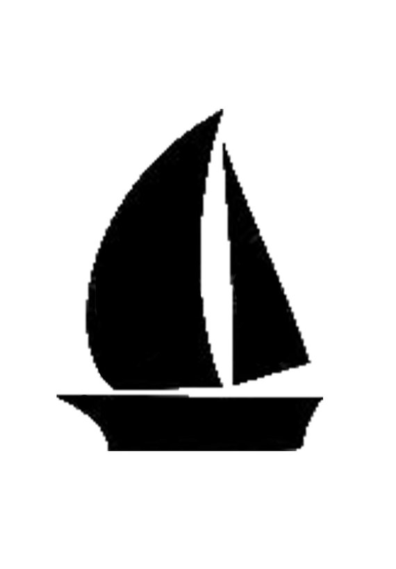 Favorito Sailboat Temporary Tattoo SomaArtTattoo Temporary Tattoo XO48