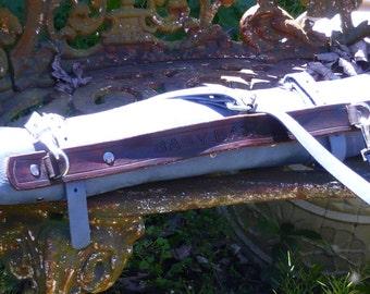 Sumptin' Good Son! Custom Leather Knife Roll
