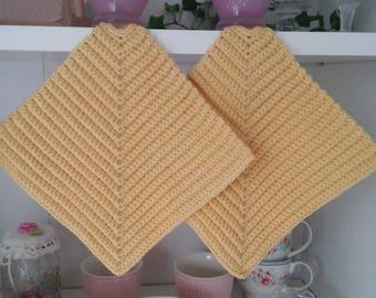 Pot cloth Yellow
