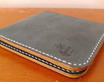 6 Pocket Bifold Wallet