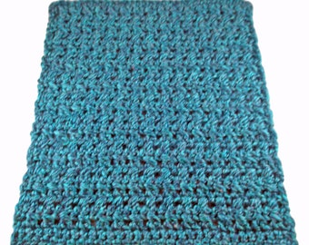 Crocheted afghan throw AFG1500 for Barbie, Monster High, Bratz