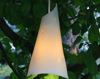 Shibori Pendant Light