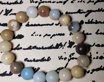Netural stretch cord bracelet