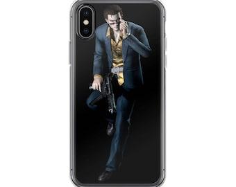 iPhone X Case, iPhone 6/6S, iPhone 7/7+ Cases ,Case iPhone 8/8+ Case Playful Double Spy,