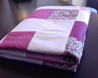 Plaid Patchwork liberty baby