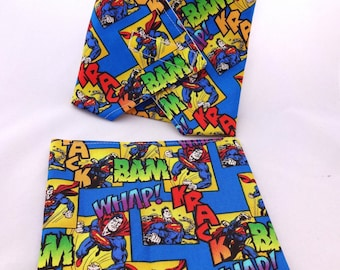 Superman Lunch Duo - Snack Bag and Sandwich Wrap