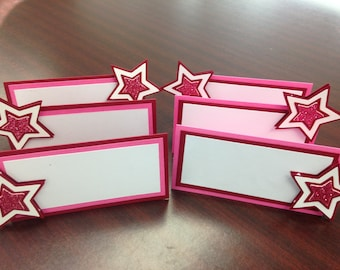 Birthday Girl Place Cards
