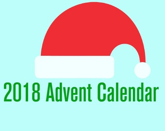 2018 Yarn Advent Calendar