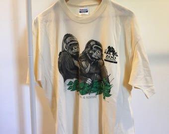 Vintage Zoo Atlanta Shirt