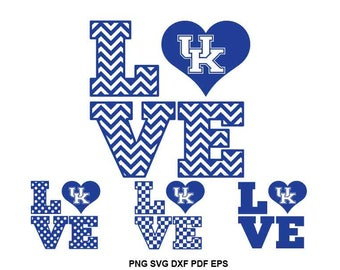 Kentucky wildcats svg file, University of kentucky svg, UK svg files, Wildcats heart svg, Wildcats svg, Wildcats cut files for Silhouette