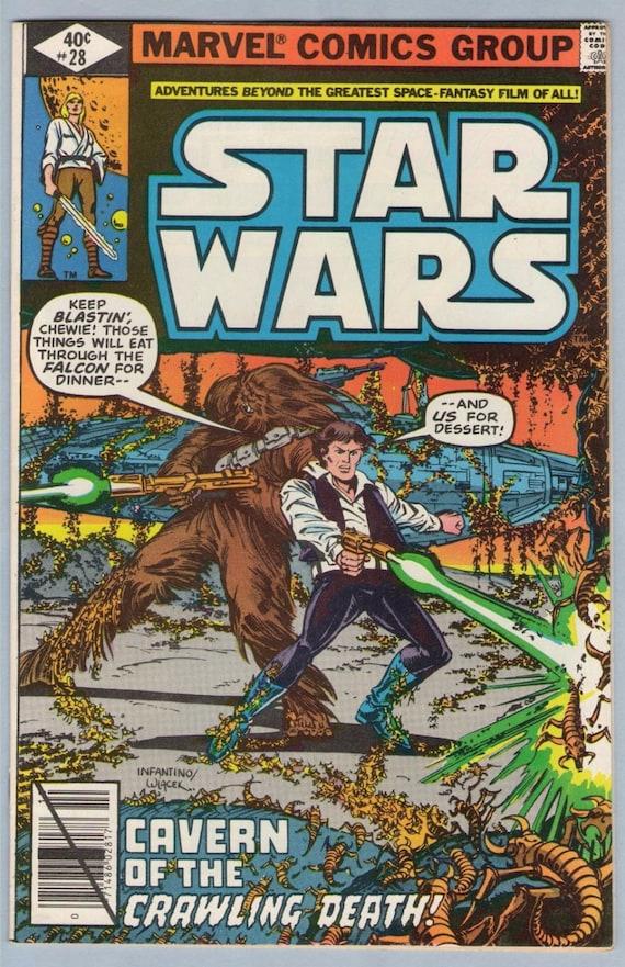 Star Wars 28 Oct 1979 VF+ (8.5)