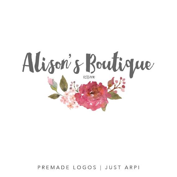 Items Similar To Premade Logo Design