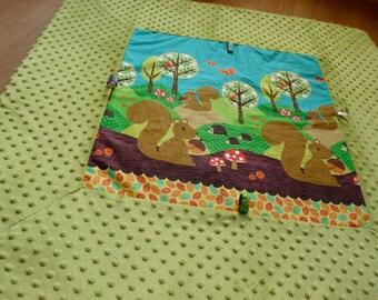 Awakening baby mat