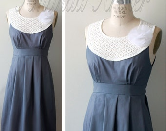 RESERVED for ALISON 4 made to measure mix and match bridesmaid dresses