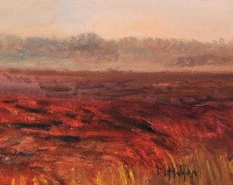 Mist over the Bog