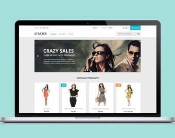 Starter Store / eCommerce website