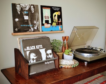 double record ledge - current listening - now spinning