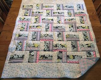 Circles Handmade Quilt