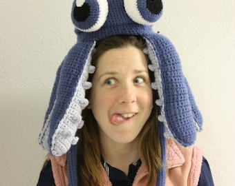 Squid Hat - The Guild