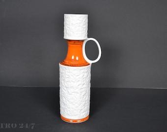 Royal Porzellan Bavaria KPM  vase Germany OP-ART - 609/2