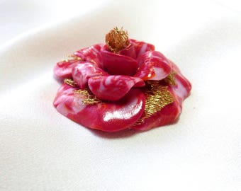 Cabochon flower * lace someday, lace always * N ° 1