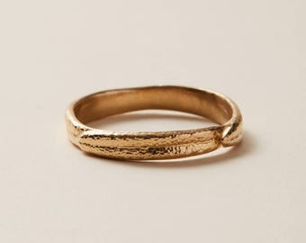 wide rosemary band || minimalist jewelry || unique band || unique wedding band