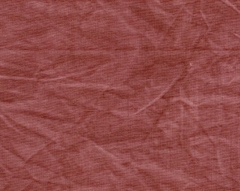 New Aged Muslin from Marcus Fabrics - Full or Half Yard Mulberry Distressed Parchment Look Blender - 7713-0123