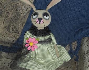 Primitive Easter Bunny Rabbit