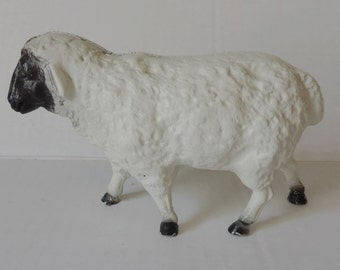 Hubley Cast Iron Sheep Bank