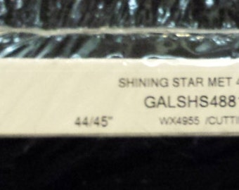 Galaxy Notions Shining Star MET48817 Black GALSHS48817-BLS