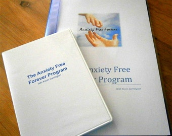 Anxiety and Panic Attack Program- NOW FREE at www.anxietyfreeforever.com - 4 mp3's, pdf manual,  and 3 instruction videos