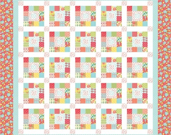 Simply Summer PDF Quilt Pattern