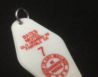 Bates motel key tag