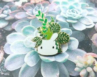 Bunny Planter Pin