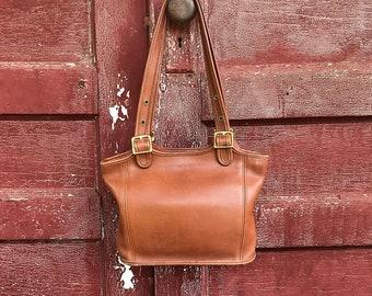 RARE Vintage Coach Legacy Tote Purse Shoulder Bag 9086