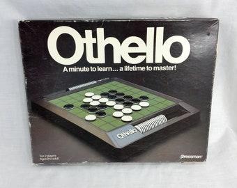Othello Vintage 1990 Board Game Pressman