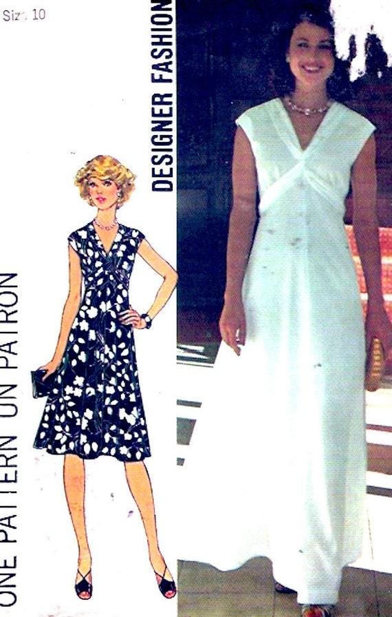 Ähnliche Artikel wie Griechischen Göttin Kleid Schnittmuster ...
