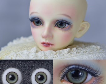 BJDs Dolls [Glass Eyes] Hight quality 5 colors in
