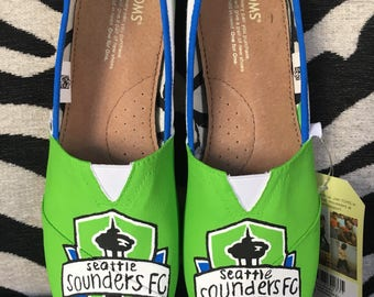 Seattle Sounders FC TOMS