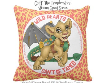 Griff The Liondragon