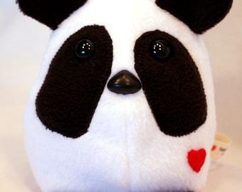 Asian Panda Bear - Whee One - Stuffed Animal - Bear Stuffed Toy