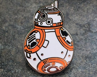 Star Wars BB-8 Droid Enamel Pin Badge | The Last Jedi