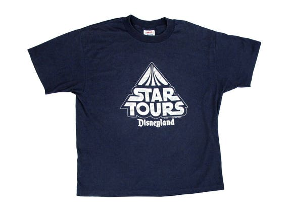 Star Wars Star Tours Disneyland T-Shirt